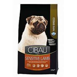 CIBAU Dog Adult Sensitive Lamb&Rice Mini 2,5kg
