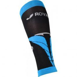 Kompresný lýtkové návleky ROYAL BAY® Air Black/Blue 9588